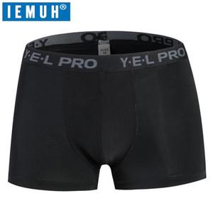 Brand New Boxer Homme Lingerie rapide Culotte sec Homme sexy Sweat respirant Absorber Sous-vêtements Shorts confortables
