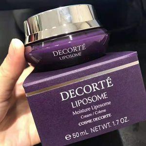 2020 neue Ankunfts-Qualitäts-Marke DECORTE Moisture Liposome Creme 50ml / 1,7 Unzen DHL geben Schiff frei