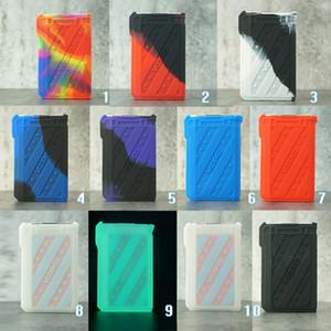 Silikon-Schutzhülle für VOOPOO ALPHA ZIP-Pod-Mod Vape Kit Textur der Haut Gummimanschette Abdeckung fit alpha zip