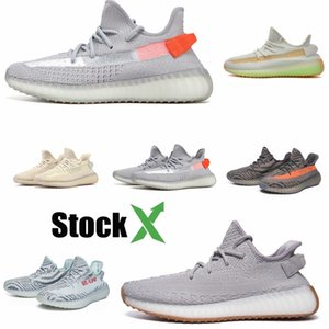 (With Box) Kanye West 2 Sp Sports Basketball Shoes Men Grey Black Ii Glow Dark Outdoor Athletic Sneakers Size 7-13 #DSS918