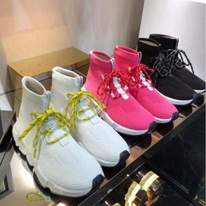 Sock Shoes Men Women Luxury Designer Casual Shoes Trick Bottom Slip-on Sneakers Fashion New Matchs Color Couples Sock Shoes c7k