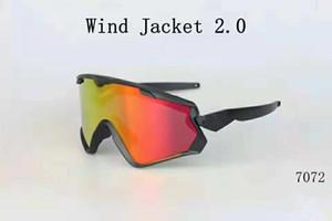 العلامة التجارية شعار TR90 7072 WIND JACKET Cycling Sunglasses 2.0 PRIZM SNOW GOGGLE