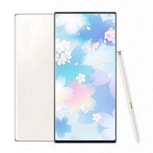 شاشة كاملة Goophone N10 + N10 زائد MTK6580 رباعية النواة 1GB RAM 8GB ROM 6.8inch الهاتف 8MP WIFI 3G WCDMA مع صندوق مختوم
