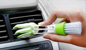 متعدد الوظائف سيارة ستوكات المنفضة تنظيف الاوساخ الغبار العناية كلين فرش الغبار أداة للحصول على سيارة تفصيل النافذة المنفضة تنظيف 478