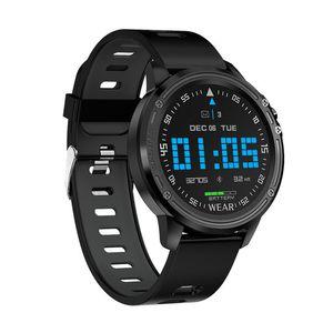 L8 Smart Watch IP68 Waterproof Mode samsung smart watch gps tracke With ECG PPG Blood Pressure Heart Rate sports fitness relógio inteligente