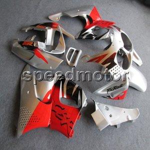 23colors + vis carénage de moto rouge argent pour HONDA CBR900RR 1989 1990 1992 1992 1993 CBR893RR ABS panneaux