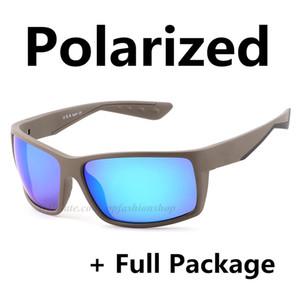 Neue Marke polarisierte Mann RT Sonnenbrille Poster Modelle Brille Surfen Brillen Fabrik Großhandel Full Package Top-Qualität 10 Farben