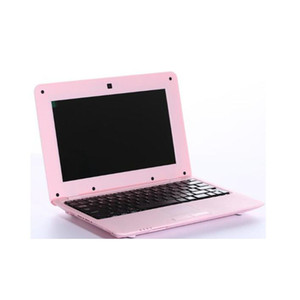 Nuovo laptop 10 pollici Dual Core Mini Laptop Android 4.2 VIA 8880 Cortex A9 1.5 GHZ HDMI WIFI 512 + 4 GB / 1G + 8G Netbook