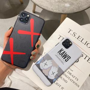 Belle bande dessinée design de luxe en silicone souple TPU pour iPhone Phone Cases 6 6p 6s 7 8 Plus X XR Xs Max 11 11Pro couvercle arrière 11proMAX