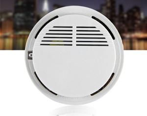 Detector de humo Sistema de alarmas Detector de incendios Detector inalámbrico Detectores de seguridad para el hogar Alta sensibilidad Estable LED W 85DB 9V BatterySN2148