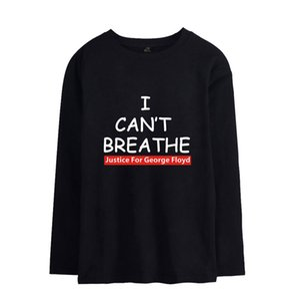Letters I cant Langarm Sweater Mens der beiläufigen Pullover O-Ansatz Regular Länge Pullover Breathe