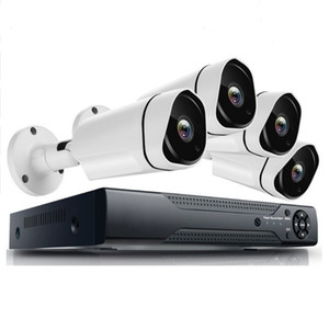 Outdoor Video Surveillance Kit 1080P 2000TVL Security Camera System HD Home CCTV System 4CH AHD 4 Outdoor Camera Set