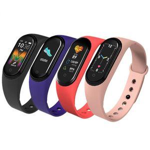 M5 Sport Fitness tracker call Watch Smartband Smart Bracelet Colorful Screen Blood Pressure Heart Rate Smart band Wristband