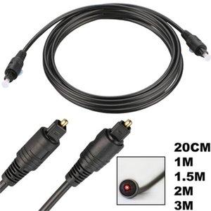 الرقمية الألياف OD2.2mm السمعية البصرية كيبلات SPDIF كابل الرصاص 1M 3M 5M كابلات الألياف للحصول على الصوت المحيطي