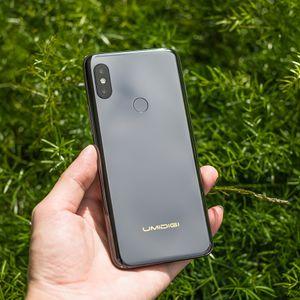 "UMIDIGI S3 PRO Android 9.0 48MP + 12MP + 20MP Fotocamera 5150mAh 6 GB 128 GB 6.3 ""FHD + NFC Ceramic Waterdrop Global Version 4G Smartphone"