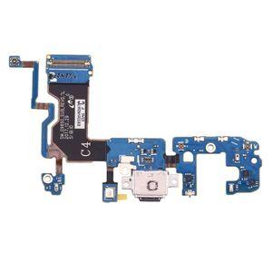 Dock de chargement de charge pour Samsung Galaxy S9 S9 Plus G960F G965F G960U G965U connecteur de port USB Remplacement du câble Flex