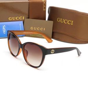 Fashion Brand 0097 Sunglasses Designer beliebte Sonnenbrille klassische Brillenglas Objektiv Brillen Herren Damen drving Outdoor-Brillen