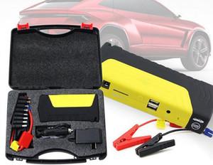 12000mAh 다기능 자동차 점프 스타터 모바일 전원 팩 충전식 배터리 무료 배송