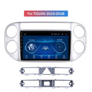 9 pollici Android 10 Sistema multimediale completo per auto multimediale per VW Tiguan 2010-2018 Auto GPS Radio Navigation