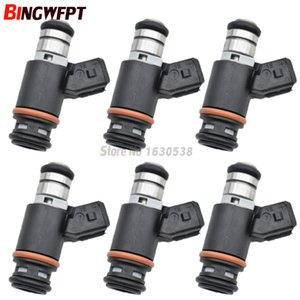 6 PCS injetores De Combustível bico injetor De Combustível bico IWP 076 para Volkswagen V Bora B Passat 805000348303 021906031B IWP076