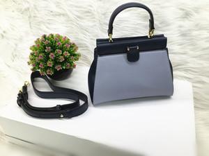# 564654 Fabrik neue Großhandelsfrauenhandtasche Kreuzmuster Kunstleder Shell-Kette Tasche Schultertasche Messenger Bag Fashion 009