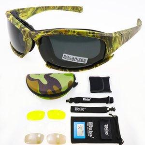 Daisy X7 Polarized Tactical Goggles Photochromic Men Army Sunglasses Military Shooting Glasses Hiking Eyewear Glasses UV400