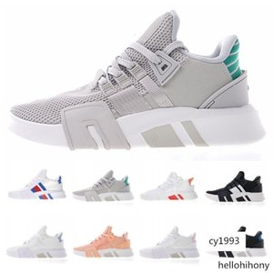 Hot EQT Basketball ADV Support Primeknit pink black white Seankers Running Shoes For Men And Women Sports Sneakers Size 36-45