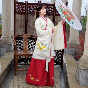Fée princesse robe chinois ancien traditionnel femmes Hanfu TV Film performance sur scène porter costume élégant vintage