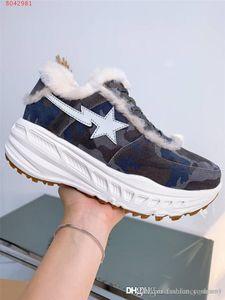 scarpe interlock unisex, elementi Camo per caldo comodo La parte inferiore della mens spessi e delle donne scarpe casual