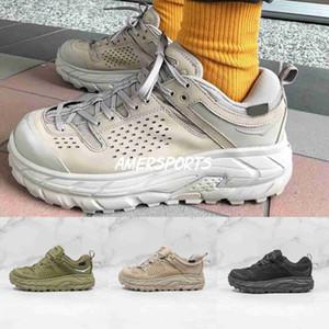 Mens Engineered prendas camping zapatillas de deporte de los hombres Hoka One One Tor Ultra Low zapatos de senderismo hombre Moutain Escalada Pesca Trekking al aire libre de los hombres