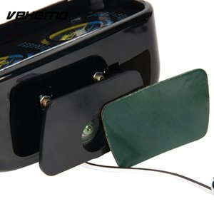 Vehemo Backlight Car Inclinometer Gradient Balance Auto Inclinometer Car Styling Vehicle for Pitch Rolling