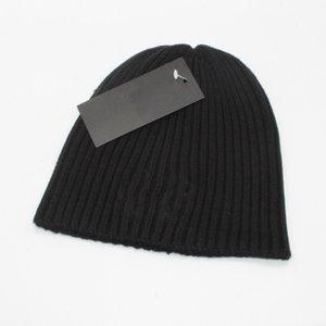 Trendy Coppie Calore cappelli lavorati a maglia della moda di New maschile e femminile protezioni delle lane ragazze tutto-fiammifero Hiphop copertura Cappello 5 colori