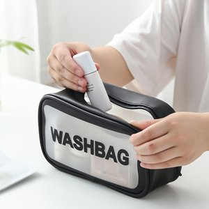 Women Travel Make-Up Bag Men Large Waterproof Cosmetic Bag Organizer Case Supplies Make Up Wash Toiletry Bags
