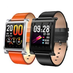 "K6 Smart Watch 1.3 ""HD Farbdisplay Herzfrequenz IP68 Wasserdichtes Smart Armband Schlaf Monitor Fitness Tracker Smart Bracele"