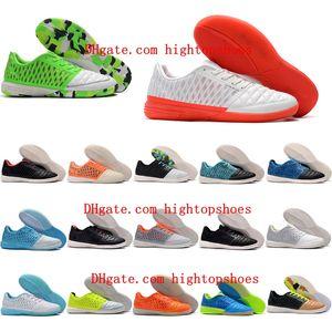 2020 أعلى جودة أحذية وصول رجال الجديدة لكرة القدم القمرية غاتو II IC المرابط كرة القدم في الأماكن المغلقة أحذية كرة القدم رخيصة منخفضة الكاحل التاكو دي فوتبول