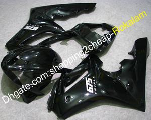 Carénage complet pour Triumph Daytona 675 2006 2007 2008 Daytona675 06 07 08 Kit moto noir carrosserie (moulage par injection)