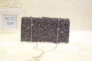 2020 Cristal Diamante Mulheres Evening Shoulder Bag Partido Lady Prom casamento Embreagem Envelope Bolsa presente