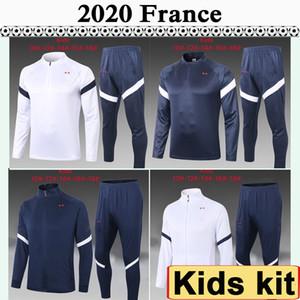 2020 FRANCE Jacket kids Kit Soccer Jerseys National Team MBAPPE GRIEZMANN Tracksuit Child Suit Training Wear Football Shirt Maillot de foot