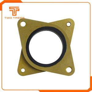Printer 3D Parts Acessórios NEMA 17 Damper Meal Stepper Motor Vibração amortecedores importados verdadeiro choque absorvedor Com dissipador de calor para