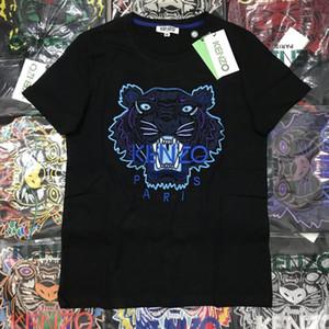 Mens Designer-T-Shirts Marke T-Shirts für Männer Frauen Kurzarmhemd Luxus Objekte Kleidung Letter-Muster gedruckt Tiger-T-Shirts mit Rundhalsausschnitt 20032401T
