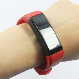 Cheapest 250pcs ID115 115 plus Smart Bracelet with Heart Rate Smart Watch band Fitness Tracker Blood Pressure Wristband PK ID116 plus M4