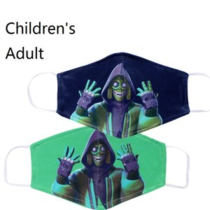 Fortaleza de la noche para adultos máscara población a prueba de polvo respirable máscara anti-niebla máscara de los niños un uso muy cómodo aspecto hermoso material suave