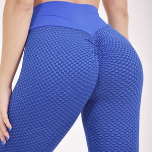 Low Rise Hot femmes Push Up Yoga Tight Sport évider Noir Gym Blank Pantalons Jambières disponibles multi couleurs