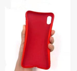 lphone XR قذيفة الهاتف المحمول سيليكون السائل lphone الرسمية قذيفة الهاتف المحمول ذات جودة عالية واقية تغطي المصنع مباشرة المكتبة