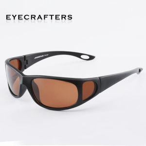 Mens Polaroid vetri laterali Window Shield progettista di marca UV400 Occhiali Occhiali da sole polarizzati