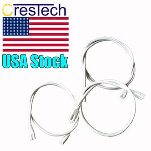 Neu 6ft Stecker Kabel für LED Röhre Lichter Integrierte T8 T5 led Rohre mit sitch und Power line Plug drei-Loch