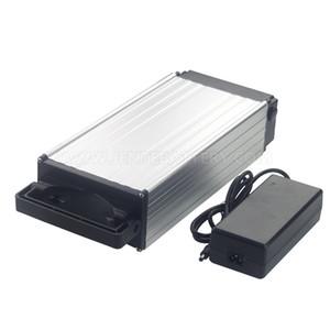 Di trasporto UE US AU ebike 1000w batteria del motore 48v la batteria agli ioni di litio 20AH posteriore rack per i 750W a 1500W motore + BMS + Charger