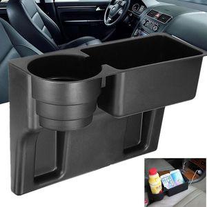Universal Truck Car Seat Seam Cup Wedge Drink Titular bebidas Mount Suporte multifunções Car Interior Organizer Titular