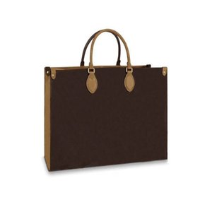 famosa OnTheGo donne borsa reale lether borse tote signora shopping bag grande capienza libera la nave