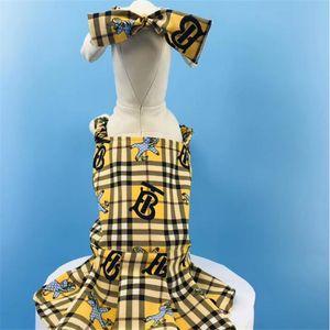 Летний прекрасного Charm Pet платья Открытого Street Style Бишон Юбка Фестиваль подарки для Шнауцер Clothings 2 цвета